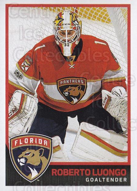 2017-18 Panini Stickers #85 Roberto Luongo<br/>1 In Stock - $2.00 each - <a href=https://centericecollectibles.foxycart.com/cart?name=2017-18%20Panini%20Stickers%20%2385%20Roberto%20Luongo...&quantity_max=1&price=$2.00&code=767894 class=foxycart> Buy it now! </a>