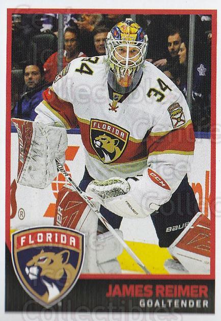 2017-18 Panini Stickers #86 James Reimer<br/>1 In Stock - $1.00 each - <a href=https://centericecollectibles.foxycart.com/cart?name=2017-18%20Panini%20Stickers%20%2386%20James%20Reimer...&quantity_max=1&price=$1.00&code=767895 class=foxycart> Buy it now! </a>