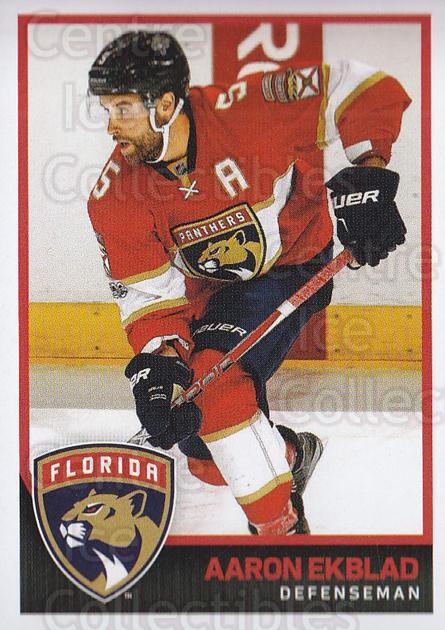 2017-18 Panini Stickers #87 Aaron Ekblad<br/>1 In Stock - $1.00 each - <a href=https://centericecollectibles.foxycart.com/cart?name=2017-18%20Panini%20Stickers%20%2387%20Aaron%20Ekblad...&quantity_max=1&price=$1.00&code=767896 class=foxycart> Buy it now! </a>