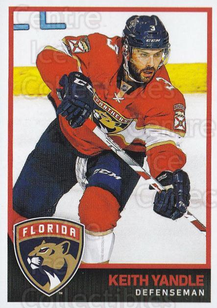 2017-18 Panini Stickers #88 Keith Yandle<br/>1 In Stock - $1.00 each - <a href=https://centericecollectibles.foxycart.com/cart?name=2017-18%20Panini%20Stickers%20%2388%20Keith%20Yandle...&quantity_max=1&price=$1.00&code=767897 class=foxycart> Buy it now! </a>