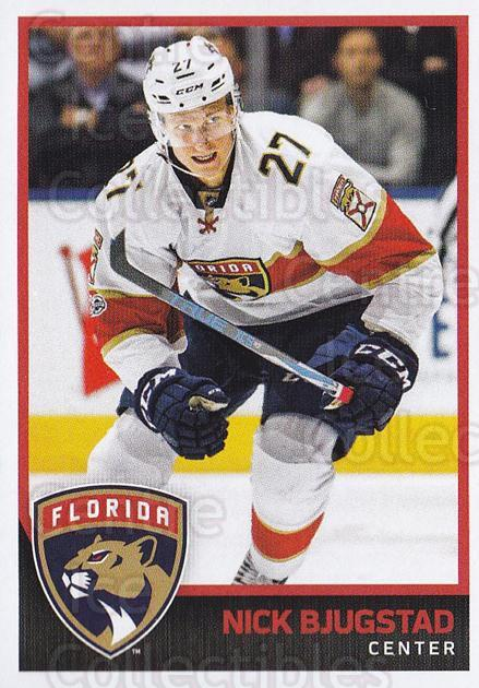 2017-18 Panini Stickers #92 Nick Bjugstad<br/>1 In Stock - $1.00 each - <a href=https://centericecollectibles.foxycart.com/cart?name=2017-18%20Panini%20Stickers%20%2392%20Nick%20Bjugstad...&quantity_max=1&price=$1.00&code=767901 class=foxycart> Buy it now! </a>