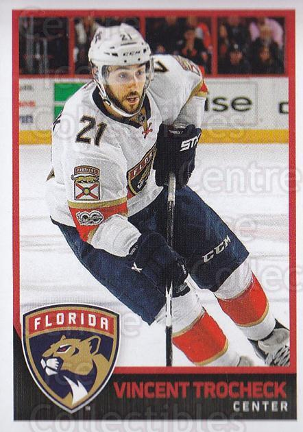 2017-18 Panini Stickers #93 Vincent Trocheck<br/>1 In Stock - $1.00 each - <a href=https://centericecollectibles.foxycart.com/cart?name=2017-18%20Panini%20Stickers%20%2393%20Vincent%20Trochec...&quantity_max=1&price=$1.00&code=767902 class=foxycart> Buy it now! </a>