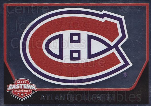2017-18 Panini Stickers #94 Montreal Canadiens<br/>1 In Stock - $1.00 each - <a href=https://centericecollectibles.foxycart.com/cart?name=2017-18%20Panini%20Stickers%20%2394%20Montreal%20Canadi...&quantity_max=1&price=$1.00&code=767903 class=foxycart> Buy it now! </a>