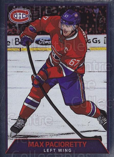 2017-18 Panini Stickers #95 Max Pacioretty<br/>1 In Stock - $1.00 each - <a href=https://centericecollectibles.foxycart.com/cart?name=2017-18%20Panini%20Stickers%20%2395%20Max%20Pacioretty...&quantity_max=1&price=$1.00&code=767904 class=foxycart> Buy it now! </a>