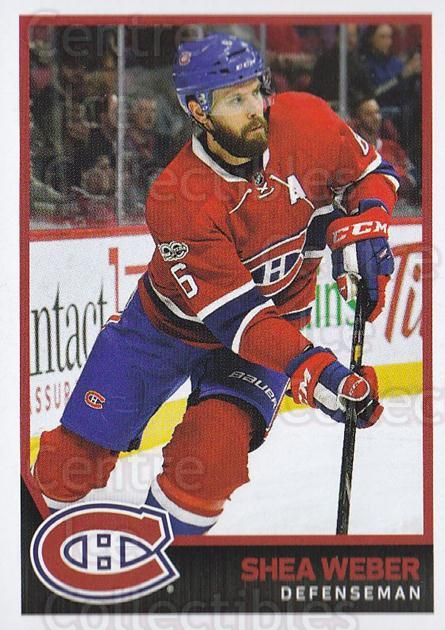 2017-18 Panini Stickers #102 Shea Weber<br/>1 In Stock - $1.00 each - <a href=https://centericecollectibles.foxycart.com/cart?name=2017-18%20Panini%20Stickers%20%23102%20Shea%20Weber...&quantity_max=1&price=$1.00&code=767911 class=foxycart> Buy it now! </a>