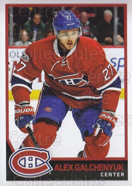 2017-18 Panini Stickers #103 Alex Galchenyuk<br/>1 In Stock - $1.00 each - <a href=https://centericecollectibles.foxycart.com/cart?name=2017-18%20Panini%20Stickers%20%23103%20Alex%20Galchenyuk...&quantity_max=1&price=$1.00&code=767912 class=foxycart> Buy it now! </a>