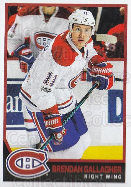 2017-18 Panini Stickers #104 Brendan Gallagher<br/>1 In Stock - $1.00 each - <a href=https://centericecollectibles.foxycart.com/cart?name=2017-18%20Panini%20Stickers%20%23104%20Brendan%20Gallagh...&quantity_max=1&price=$1.00&code=767913 class=foxycart> Buy it now! </a>