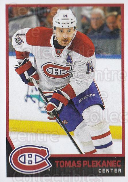2017-18 Panini Stickers #106 Tomas Plekanec<br/>1 In Stock - $1.00 each - <a href=https://centericecollectibles.foxycart.com/cart?name=2017-18%20Panini%20Stickers%20%23106%20Tomas%20Plekanec...&quantity_max=1&price=$1.00&code=767915 class=foxycart> Buy it now! </a>