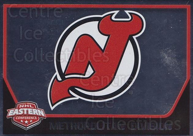 2017-18 Panini Stickers #108 New Jersey Devils<br/>1 In Stock - $1.00 each - <a href=https://centericecollectibles.foxycart.com/cart?name=2017-18%20Panini%20Stickers%20%23108%20New%20Jersey%20Devi...&quantity_max=1&price=$1.00&code=767917 class=foxycart> Buy it now! </a>