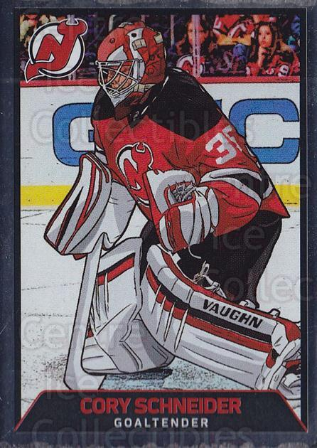 2017-18 Panini Stickers #109 Cory Schneider<br/>1 In Stock - $1.00 each - <a href=https://centericecollectibles.foxycart.com/cart?name=2017-18%20Panini%20Stickers%20%23109%20Cory%20Schneider...&quantity_max=1&price=$1.00&code=767918 class=foxycart> Buy it now! </a>
