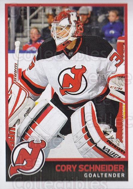 2017-18 Panini Stickers #113 Cory Schneider<br/>1 In Stock - $1.00 each - <a href=https://centericecollectibles.foxycart.com/cart?name=2017-18%20Panini%20Stickers%20%23113%20Cory%20Schneider...&quantity_max=1&price=$1.00&code=767922 class=foxycart> Buy it now! </a>