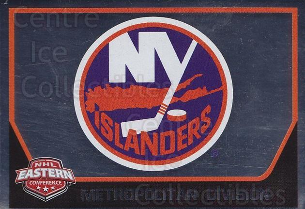 2017-18 Panini Stickers #122 New York Islanders<br/>1 In Stock - $1.00 each - <a href=https://centericecollectibles.foxycart.com/cart?name=2017-18%20Panini%20Stickers%20%23122%20New%20York%20Island...&quantity_max=1&price=$1.00&code=767931 class=foxycart> Buy it now! </a>