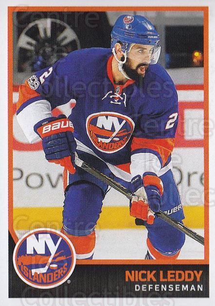 2017-18 Panini Stickers #129 Nick Leddy<br/>1 In Stock - $1.00 each - <a href=https://centericecollectibles.foxycart.com/cart?name=2017-18%20Panini%20Stickers%20%23129%20Nick%20Leddy...&quantity_max=1&price=$1.00&code=767938 class=foxycart> Buy it now! </a>