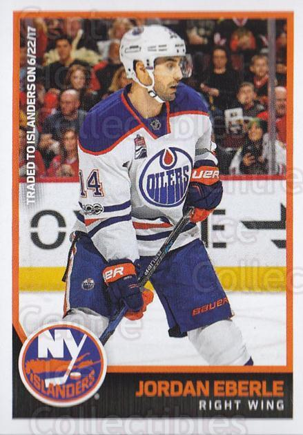 2017-18 Panini Stickers #130 Jordan Eberle<br/>1 In Stock - $1.00 each - <a href=https://centericecollectibles.foxycart.com/cart?name=2017-18%20Panini%20Stickers%20%23130%20Jordan%20Eberle...&quantity_max=1&price=$1.00&code=767939 class=foxycart> Buy it now! </a>