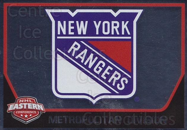 2017-18 Panini Stickers #136 New York Rangers<br/>1 In Stock - $1.00 each - <a href=https://centericecollectibles.foxycart.com/cart?name=2017-18%20Panini%20Stickers%20%23136%20New%20York%20Ranger...&quantity_max=1&price=$1.00&code=767945 class=foxycart> Buy it now! </a>