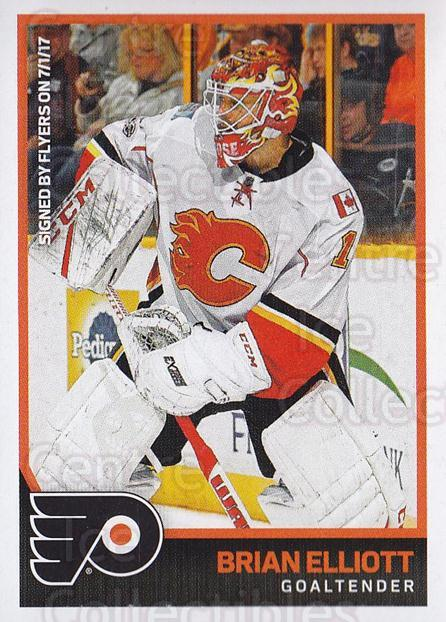 2017-18 Panini Stickers #169 Brian Elliott<br/>1 In Stock - $1.00 each - <a href=https://centericecollectibles.foxycart.com/cart?name=2017-18%20Panini%20Stickers%20%23169%20Brian%20Elliott...&quantity_max=1&price=$1.00&code=767978 class=foxycart> Buy it now! </a>