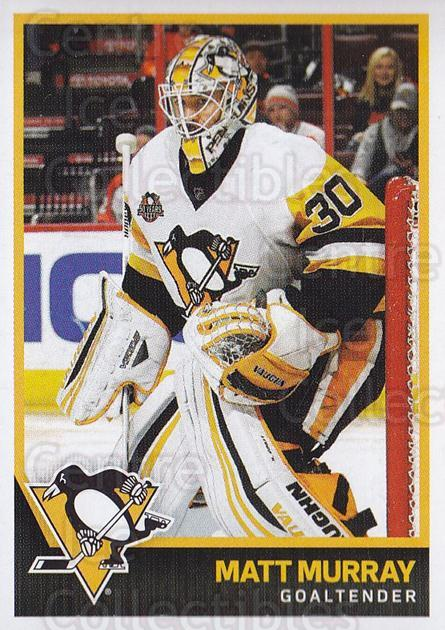 2017-18 Panini Stickers #183 Matt Murray<br/>1 In Stock - $2.00 each - <a href=https://centericecollectibles.foxycart.com/cart?name=2017-18%20Panini%20Stickers%20%23183%20Matt%20Murray...&quantity_max=1&price=$2.00&code=767992 class=foxycart> Buy it now! </a>