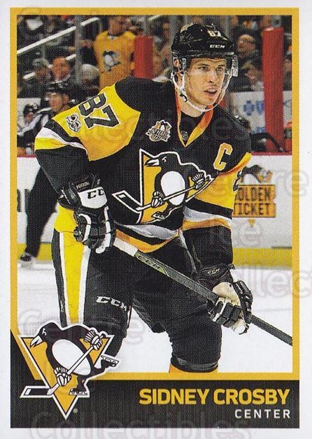 2017-18 Panini Stickers #187 Sidney Crosby<br/>1 In Stock - $5.00 each - <a href=https://centericecollectibles.foxycart.com/cart?name=2017-18%20Panini%20Stickers%20%23187%20Sidney%20Crosby...&quantity_max=1&price=$5.00&code=767996 class=foxycart> Buy it now! </a>