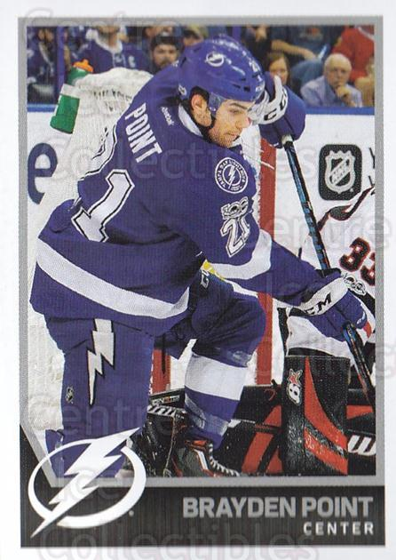 2017-18 Panini Stickers #204 Brayden Point<br/>1 In Stock - $3.00 each - <a href=https://centericecollectibles.foxycart.com/cart?name=2017-18%20Panini%20Stickers%20%23204%20Brayden%20Point...&quantity_max=1&price=$3.00&code=768013 class=foxycart> Buy it now! </a>