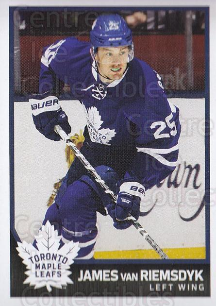 2017-18 Panini Stickers #219 James van Riemsdyk<br/>1 In Stock - $1.00 each - <a href=https://centericecollectibles.foxycart.com/cart?name=2017-18%20Panini%20Stickers%20%23219%20James%20van%20Riems...&quantity_max=1&price=$1.00&code=768028 class=foxycart> Buy it now! </a>