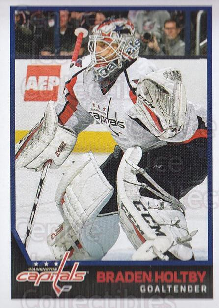 2017-18 Panini Stickers #225 Braden Holtby<br/>1 In Stock - $1.00 each - <a href=https://centericecollectibles.foxycart.com/cart?name=2017-18%20Panini%20Stickers%20%23225%20Braden%20Holtby...&quantity_max=1&price=$1.00&code=768034 class=foxycart> Buy it now! </a>