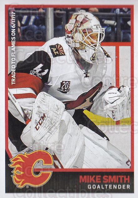 2017-18 Panini Stickers #267 Mike Smith<br/>1 In Stock - $1.00 each - <a href=https://centericecollectibles.foxycart.com/cart?name=2017-18%20Panini%20Stickers%20%23267%20Mike%20Smith...&quantity_max=1&price=$1.00&code=768076 class=foxycart> Buy it now! </a>