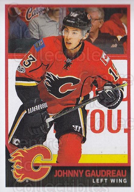 2017-18 Panini Stickers #273 Johnny Gaudreau<br/>1 In Stock - $2.00 each - <a href=https://centericecollectibles.foxycart.com/cart?name=2017-18%20Panini%20Stickers%20%23273%20Johnny%20Gaudreau...&quantity_max=1&price=$2.00&code=768082 class=foxycart> Buy it now! </a>