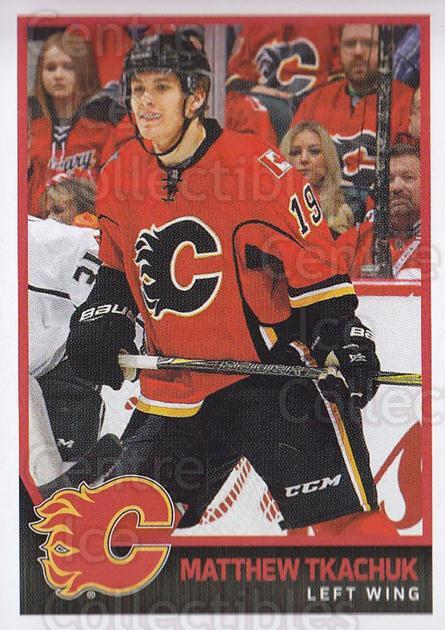 2017-18 Panini Stickers #275 Matthew Tkachuk<br/>1 In Stock - $3.00 each - <a href=https://centericecollectibles.foxycart.com/cart?name=2017-18%20Panini%20Stickers%20%23275%20Matthew%20Tkachuk...&quantity_max=1&price=$3.00&code=768084 class=foxycart> Buy it now! </a>