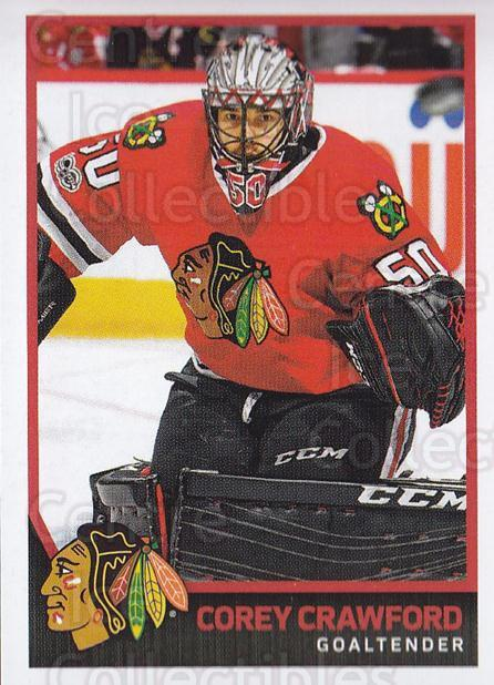 2017-18 Panini Stickers #281 Corey Crawford<br/>1 In Stock - $1.00 each - <a href=https://centericecollectibles.foxycart.com/cart?name=2017-18%20Panini%20Stickers%20%23281%20Corey%20Crawford...&quantity_max=1&price=$1.00&code=768090 class=foxycart> Buy it now! </a>