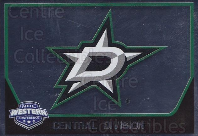 2017-18 Panini Stickers #304 Dallas Stars<br/>1 In Stock - $1.00 each - <a href=https://centericecollectibles.foxycart.com/cart?name=2017-18%20Panini%20Stickers%20%23304%20Dallas%20Stars...&quantity_max=1&price=$1.00&code=768113 class=foxycart> Buy it now! </a>