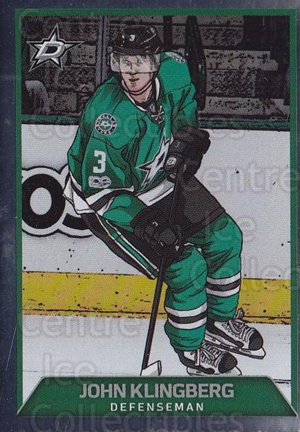 2017-18 Panini Stickers #305 John Klingberg<br/>1 In Stock - $1.00 each - <a href=https://centericecollectibles.foxycart.com/cart?name=2017-18%20Panini%20Stickers%20%23305%20John%20Klingberg...&quantity_max=1&price=$1.00&code=768114 class=foxycart> Buy it now! </a>