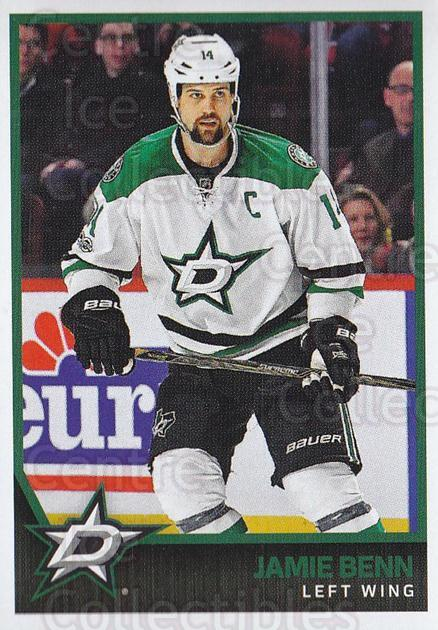 2017-18 Panini Stickers #313 Jamie Benn<br/>1 In Stock - $1.00 each - <a href=https://centericecollectibles.foxycart.com/cart?name=2017-18%20Panini%20Stickers%20%23313%20Jamie%20Benn...&quantity_max=1&price=$1.00&code=768122 class=foxycart> Buy it now! </a>