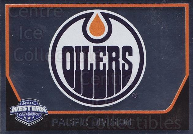 2017-18 Panini Stickers #318 Edmonton Oilers<br/>1 In Stock - $1.00 each - <a href=https://centericecollectibles.foxycart.com/cart?name=2017-18%20Panini%20Stickers%20%23318%20Edmonton%20Oilers...&quantity_max=1&price=$1.00&code=768127 class=foxycart> Buy it now! </a>