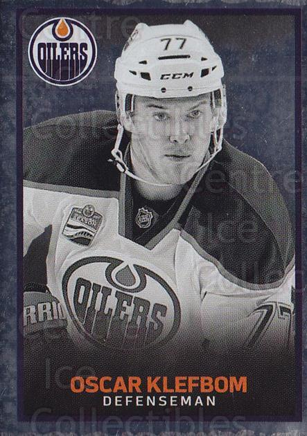 2017-18 Panini Stickers #321 Oscar Klefbom<br/>1 In Stock - $1.00 each - <a href=https://centericecollectibles.foxycart.com/cart?name=2017-18%20Panini%20Stickers%20%23321%20Oscar%20Klefbom...&quantity_max=1&price=$1.00&code=768130 class=foxycart> Buy it now! </a>