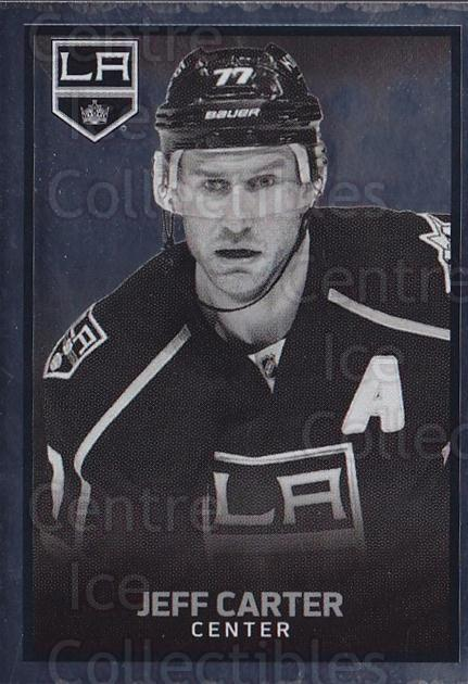 2017-18 Panini Stickers #334 Jeff Carter<br/>1 In Stock - $1.00 each - <a href=https://centericecollectibles.foxycart.com/cart?name=2017-18%20Panini%20Stickers%20%23334%20Jeff%20Carter...&quantity_max=1&price=$1.00&code=768143 class=foxycart> Buy it now! </a>