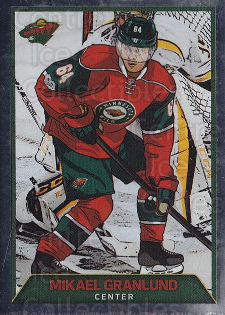2017-18 Panini Stickers #347 Mikael Granlund<br/>1 In Stock - $1.00 each - <a href=https://centericecollectibles.foxycart.com/cart?name=2017-18%20Panini%20Stickers%20%23347%20Mikael%20Granlund...&quantity_max=1&price=$1.00&code=768156 class=foxycart> Buy it now! </a>