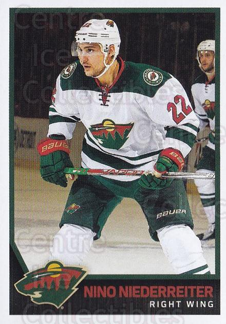 2017-18 Panini Stickers #356 Nino Niederreiter<br/>1 In Stock - $1.00 each - <a href=https://centericecollectibles.foxycart.com/cart?name=2017-18%20Panini%20Stickers%20%23356%20Nino%20Niederreit...&quantity_max=1&price=$1.00&code=768165 class=foxycart> Buy it now! </a>