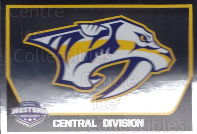 2017-18 Panini Stickers #360 Nashville Predators<br/>1 In Stock - $1.00 each - <a href=https://centericecollectibles.foxycart.com/cart?name=2017-18%20Panini%20Stickers%20%23360%20Nashville%20Preda...&quantity_max=1&price=$1.00&code=768169 class=foxycart> Buy it now! </a>