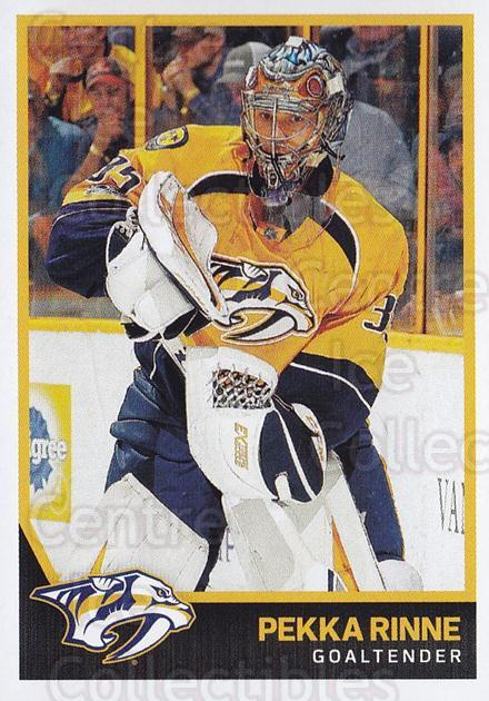 2017-18 Panini Stickers #365 Pekka Rinne<br/>1 In Stock - $1.00 each - <a href=https://centericecollectibles.foxycart.com/cart?name=2017-18%20Panini%20Stickers%20%23365%20Pekka%20Rinne...&quantity_max=1&price=$1.00&code=768174 class=foxycart> Buy it now! </a>