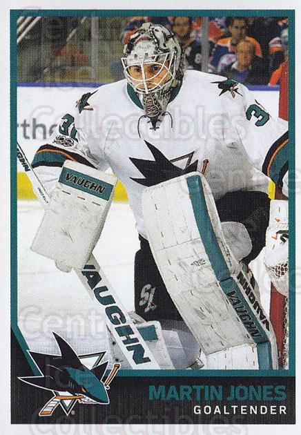 2017-18 Panini Stickers #379 Martin Jones<br/>1 In Stock - $1.00 each - <a href=https://centericecollectibles.foxycart.com/cart?name=2017-18%20Panini%20Stickers%20%23379%20Martin%20Jones...&quantity_max=1&price=$1.00&code=768188 class=foxycart> Buy it now! </a>