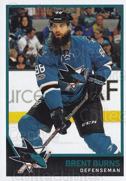 2017-18 Panini Stickers #380 Brent Burns<br/>1 In Stock - $2.00 each - <a href=https://centericecollectibles.foxycart.com/cart?name=2017-18%20Panini%20Stickers%20%23380%20Brent%20Burns...&quantity_max=1&price=$2.00&code=768189 class=foxycart> Buy it now! </a>