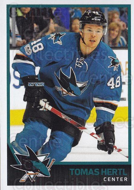 2017-18 Panini Stickers #383 Tomas Hertl<br/>1 In Stock - $1.00 each - <a href=https://centericecollectibles.foxycart.com/cart?name=2017-18%20Panini%20Stickers%20%23383%20Tomas%20Hertl...&quantity_max=1&price=$1.00&code=768192 class=foxycart> Buy it now! </a>
