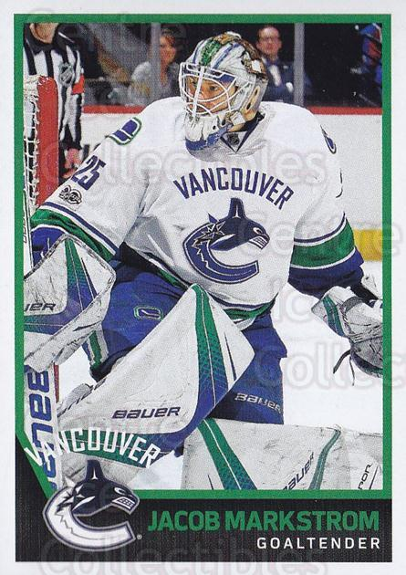 2017-18 Panini Stickers #407 Jacob Markstrom<br/>1 In Stock - $1.00 each - <a href=https://centericecollectibles.foxycart.com/cart?name=2017-18%20Panini%20Stickers%20%23407%20Jacob%20Markstrom...&quantity_max=1&price=$1.00&code=768216 class=foxycart> Buy it now! </a>
