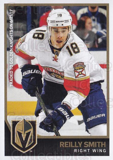 2017-18 Panini Stickers #429 Reilly Smith<br/>1 In Stock - $1.00 each - <a href=https://centericecollectibles.foxycart.com/cart?name=2017-18%20Panini%20Stickers%20%23429%20Reilly%20Smith...&quantity_max=1&price=$1.00&code=768238 class=foxycart> Buy it now! </a>
