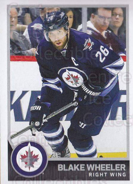 2017-18 Panini Stickers #443 Blake Wheeler<br/>1 In Stock - $1.00 each - <a href=https://centericecollectibles.foxycart.com/cart?name=2017-18%20Panini%20Stickers%20%23443%20Blake%20Wheeler...&quantity_max=1&price=$1.00&code=768252 class=foxycart> Buy it now! </a>