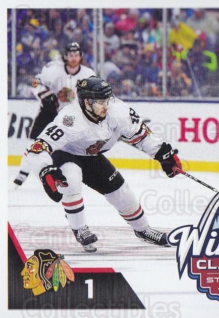 2017-18 Panini Stickers #448 Chicago Blackhawks, St. Louis Blues<br/>1 In Stock - $1.00 each - <a href=https://centericecollectibles.foxycart.com/cart?name=2017-18%20Panini%20Stickers%20%23448%20Chicago%20Blackha...&quantity_max=1&price=$1.00&code=768257 class=foxycart> Buy it now! </a>