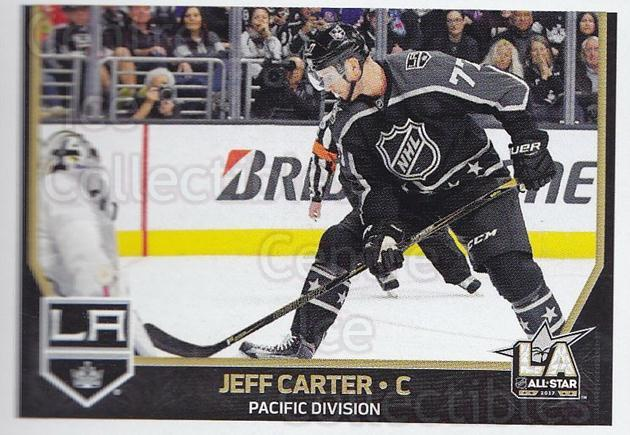 2017-18 Panini Stickers #464 Jeff Carter<br/>1 In Stock - $1.00 each - <a href=https://centericecollectibles.foxycart.com/cart?name=2017-18%20Panini%20Stickers%20%23464%20Jeff%20Carter...&quantity_max=1&price=$1.00&code=768273 class=foxycart> Buy it now! </a>