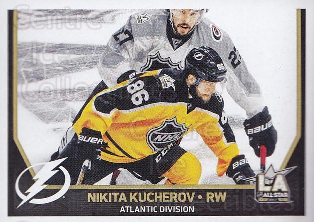 2017-18 Panini Stickers #471 Nikita Kucherov<br/>1 In Stock - $1.00 each - <a href=https://centericecollectibles.foxycart.com/cart?name=2017-18%20Panini%20Stickers%20%23471%20Nikita%20Kucherov...&quantity_max=1&price=$1.00&code=768280 class=foxycart> Buy it now! </a>