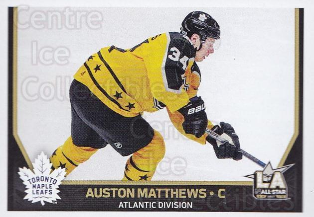 2017-18 Panini Stickers #472 Auston Matthews<br/>1 In Stock - $3.00 each - <a href=https://centericecollectibles.foxycart.com/cart?name=2017-18%20Panini%20Stickers%20%23472%20Auston%20Matthews...&quantity_max=1&price=$3.00&code=768281 class=foxycart> Buy it now! </a>