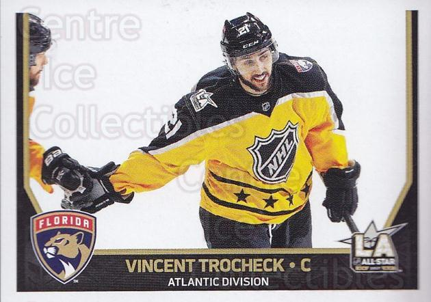 2017-18 Panini Stickers #473 Vincent Trocheck<br/>1 In Stock - $1.00 each - <a href=https://centericecollectibles.foxycart.com/cart?name=2017-18%20Panini%20Stickers%20%23473%20Vincent%20Trochec...&quantity_max=1&price=$1.00&code=768282 class=foxycart> Buy it now! </a>